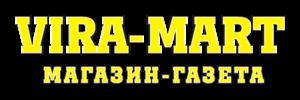 Логотип газеты объявлений «Вира-Март»